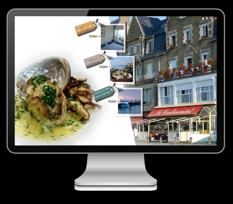 Restaurant l 39 ormeau cancale - Cuisine corsaire cancale ...